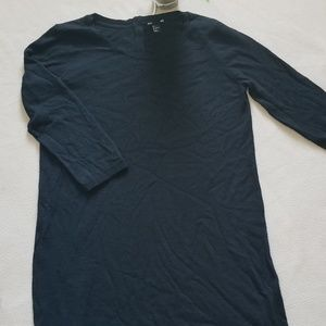 H&M basic shirt dress!